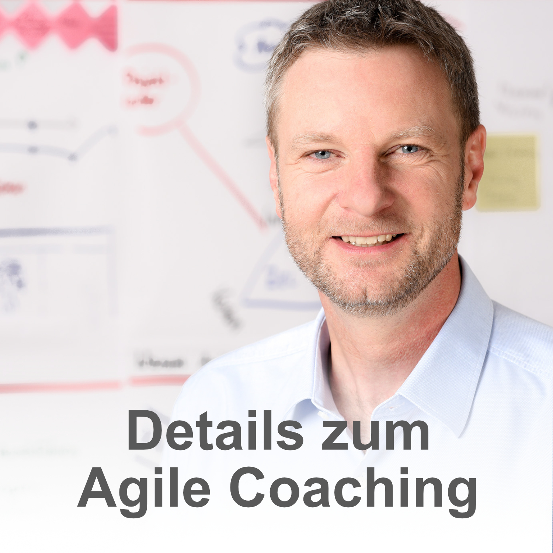 Agile Coaching mit Dieter Eschlbeck