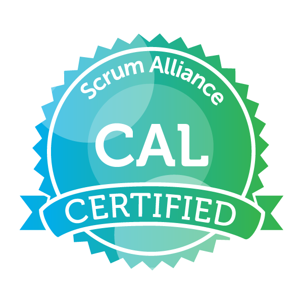 Certified Agile Leader Zertifikat durch ScrumAlliance